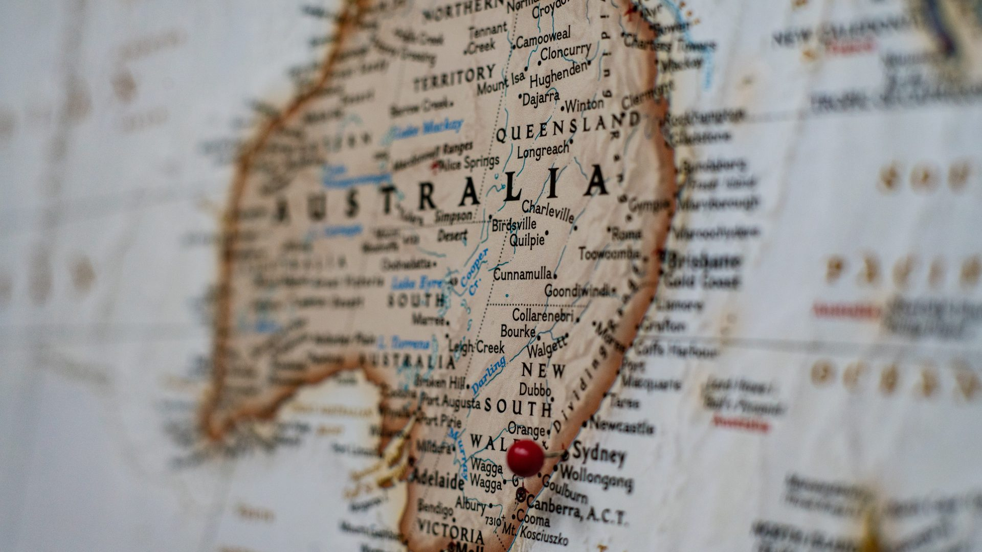 """Neu & Spezial"" Australisch Cross Over mit Pia-Engel Nixon"