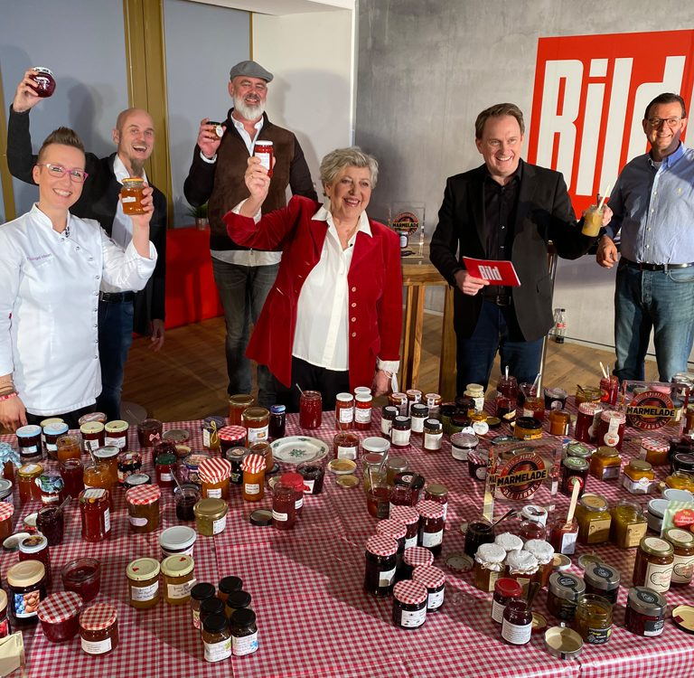 BILD kührt die Marmelade des Jahres 2021