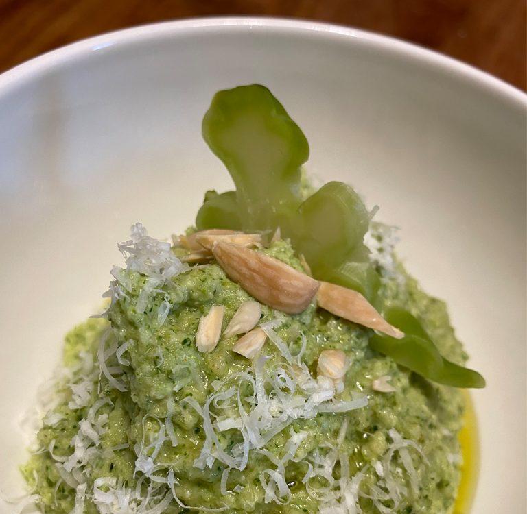 Brokkoli Pesto (auch vegan)