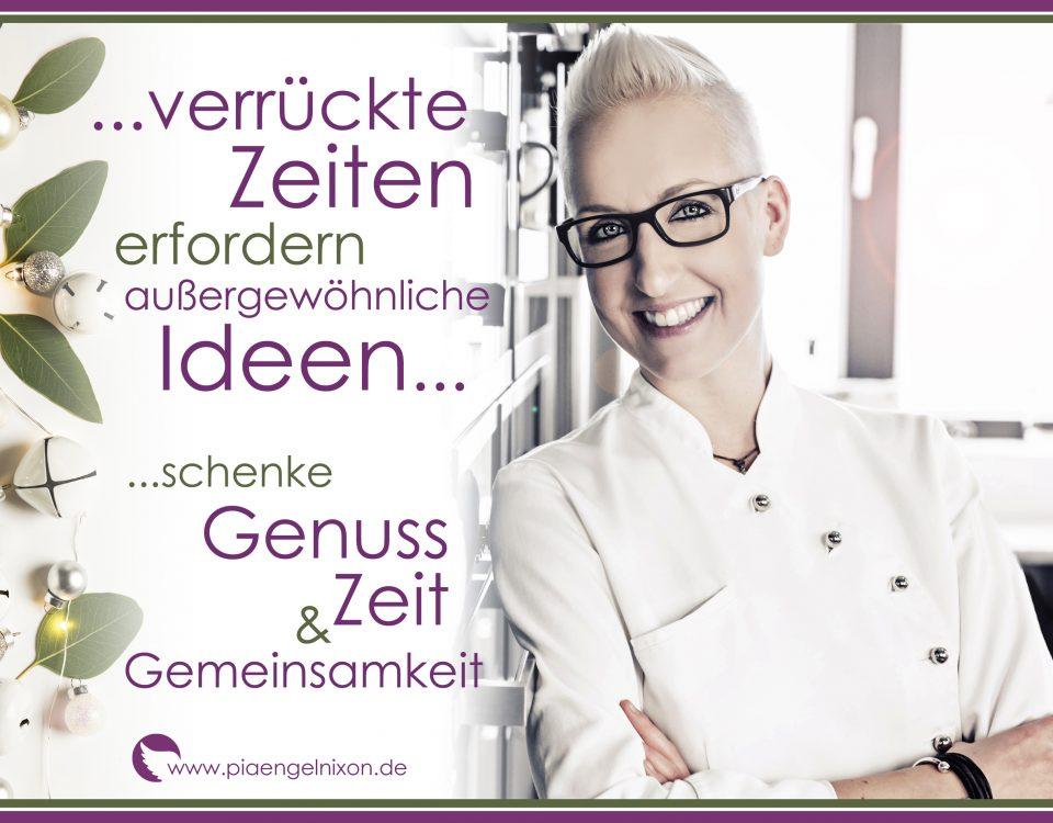 Schenke GENUSS, ZEIT & GEMEINSAMKEIT