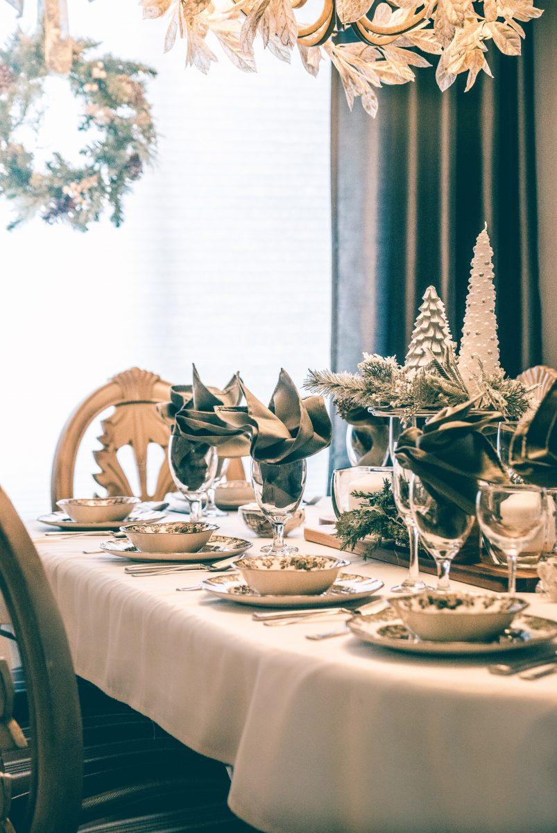 """""""Weihnachtsmenü - Vorbereiten ohne Stress"""" - mit Pia-Engel Nixon"""